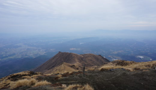 高千穂峰山頂