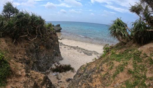カギンミビーチ